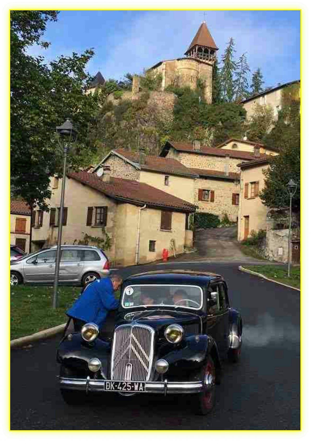 Rallye d'Automne, 15 octobre 2016