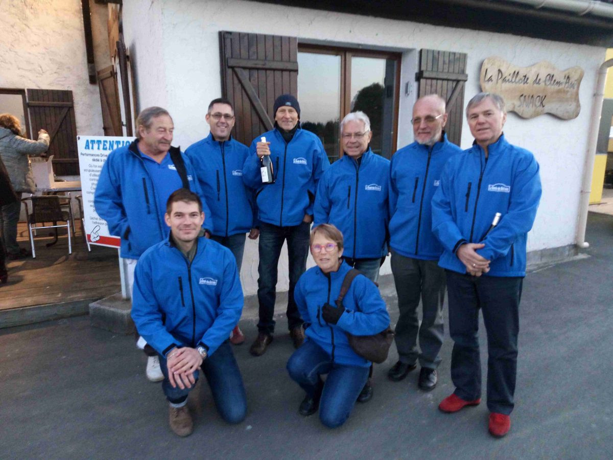 8ème Rallye Historique Retro Courses, 22 octobre 2016