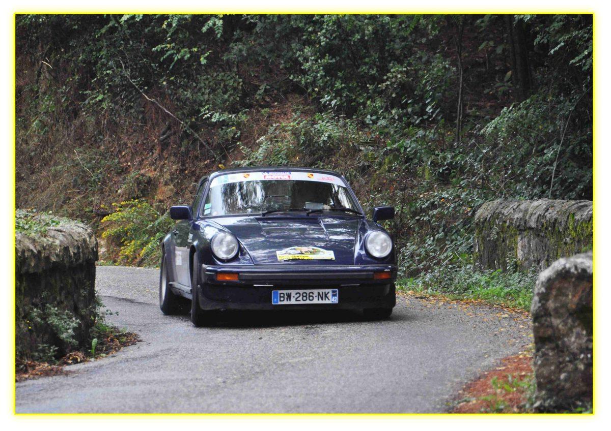 14ème Rallye du Gard Historique, 1er et 2 octobre 2016 (Bessèges, Gard)