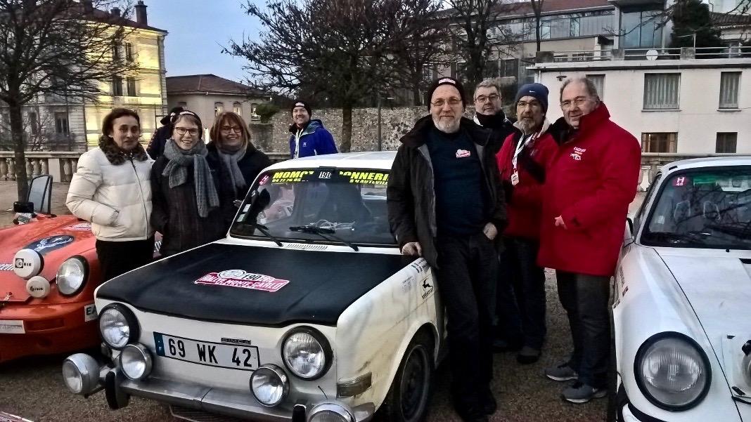 21ème Rallye Monte Carlo Historique 2018 – 31 janvier – 7 février