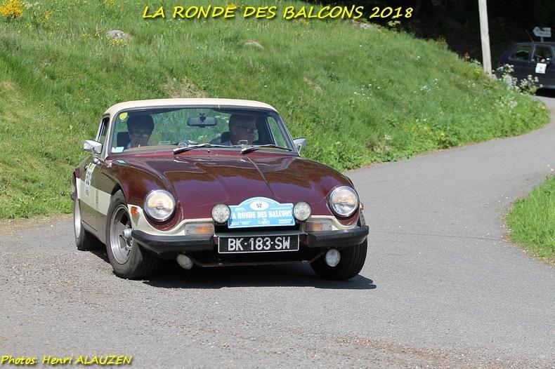 6ème Ronde des Balcons 2018 – 19 et 20 mai – Saint Georges Haute Ville, Loire